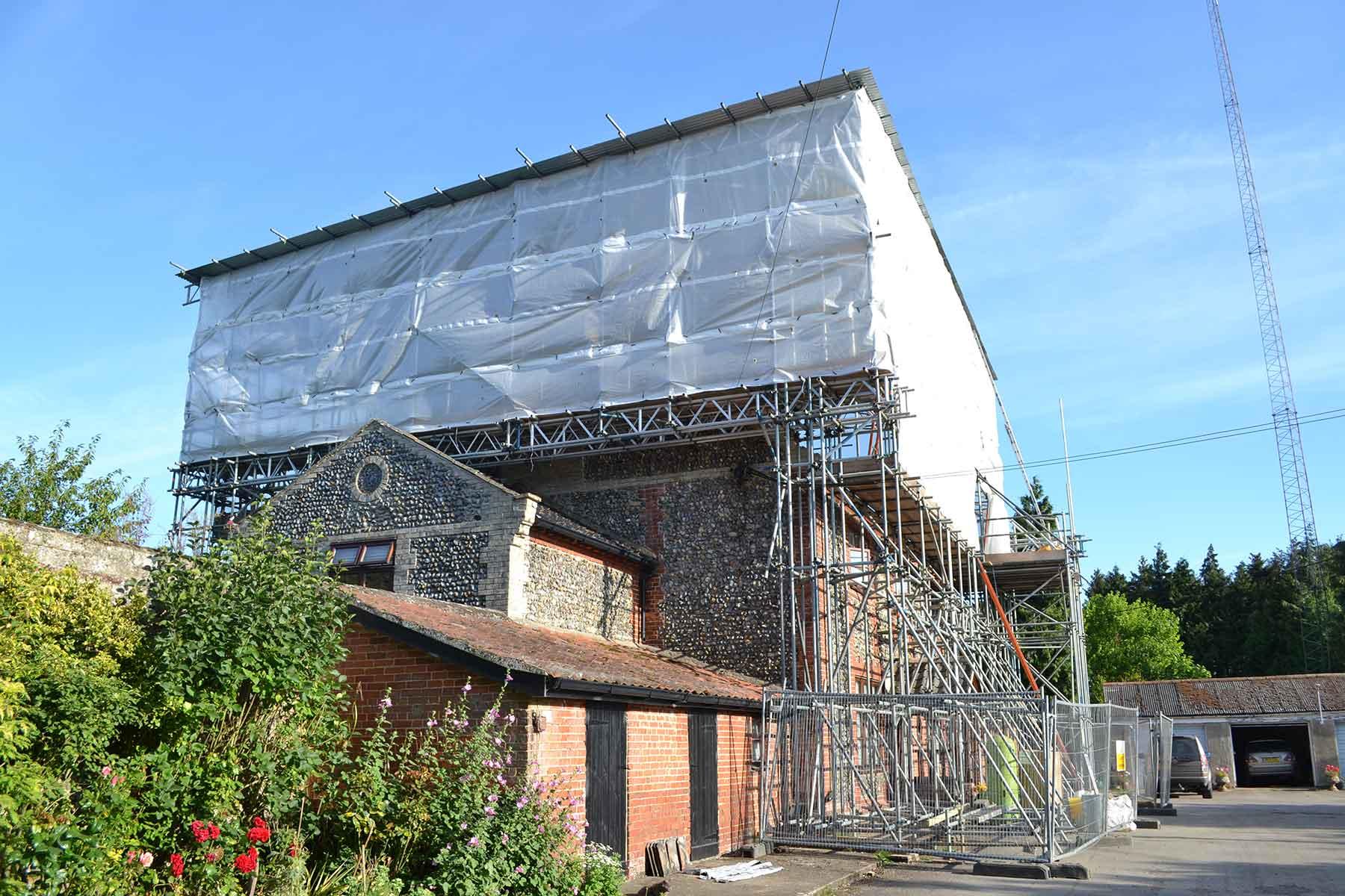 Diss scaffolding
